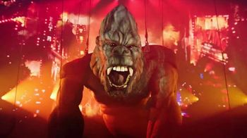 King Kong on Broadway TV Spot, 'Experience the Wonder'