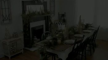 Hobby Lobby TV Spot, 'Christmas: Farmhouse Tablescape' - Thumbnail 1