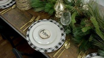 Hobby Lobby TV Spot, '2018 Christmas: Farmhouse Tablescape' - Thumbnail 10