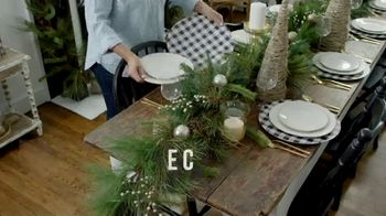 Hobby Lobby TV Spot, 'Christmas: Farmhouse Tablescape' - Thumbnail 7