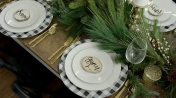 Hobby Lobby TV Spot, 'Christmas: Farmhouse Tablescape' - Thumbnail 9