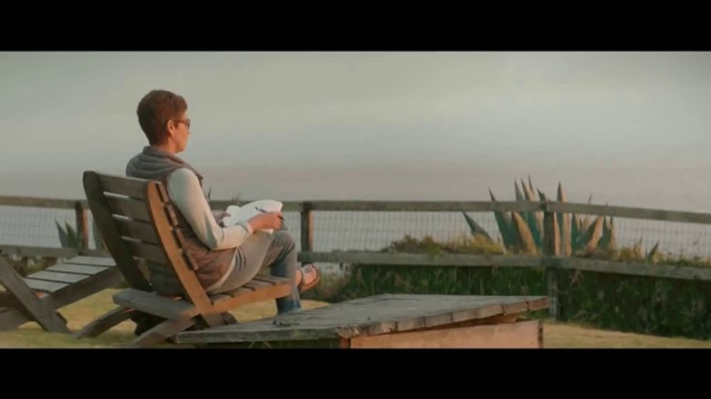 Visit California TV Commercial, 'California Dreamer: Esalen is an Analog Oasis in a Digital World'