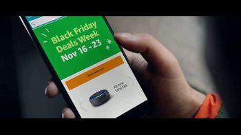 Amazon Black Friday Deals Week TV Spot, 'Holidays: Can You Feel It' - Thumbnail 8