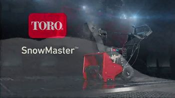 Toro SnowMaster TV Spot, 'Smarter and Faster' - Thumbnail 2