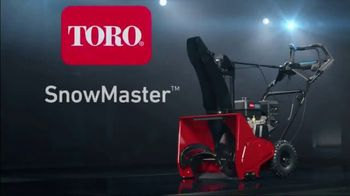 Toro SnowMaster TV Spot, 'Smarter and Faster' - Thumbnail 7