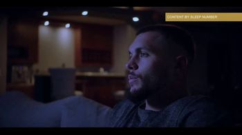 Sleep Number TV Spot, 'Managing Your Body' Featuring Harrison Smith - Thumbnail 3