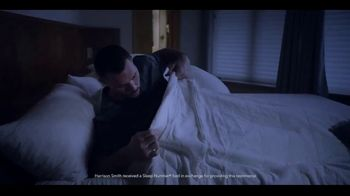 Sleep Number TV Spot, 'Managing Your Body' Featuring Harrison Smith - Thumbnail 4