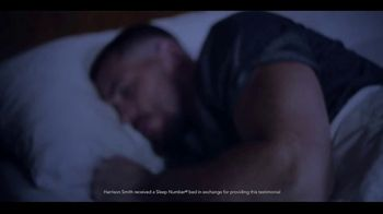 Sleep Number TV Spot, 'Managing Your Body' Featuring Harrison Smith - Thumbnail 5