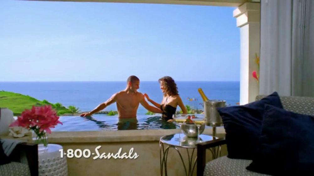 a51ec5c496ab94 Sandals Resorts TV Commercial