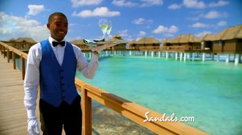 Sandals Resorts TV Spot, 'What Is Luxury?' - Thumbnail 4