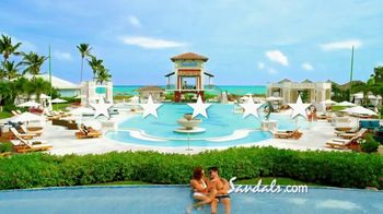Sandals Resorts TV Spot, 'What Is Luxury?' - Thumbnail 6