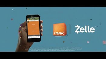 The First Bank TV Spot, 'Zelle' Song by Wolfgang Amadeus Mozart - Thumbnail 9