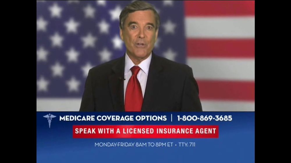 Medicare Coverage Helpline TV Commercial, 'Extra Medicare Benefits: Fall Enrollment'