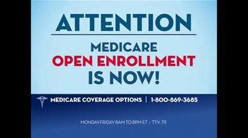 Medicare Coverage Helpline TV Spot, 'Extra Medicare Benefits: Fall Enrollment' - Thumbnail 1