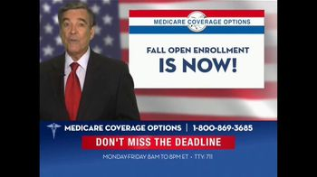 Medicare Coverage Helpline TV Spot, 'Extra Medicare Benefits: Fall Enrollment' - Thumbnail 10