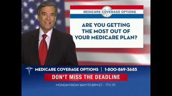 Medicare Coverage Helpline TV Spot, 'Extra Medicare Benefits: Fall Enrollment' - Thumbnail 2