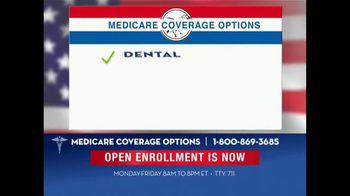 Medicare Coverage Helpline TV Spot, 'Extra Medicare Benefits: Fall Enrollment' - Thumbnail 3