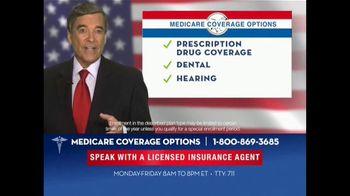 Medicare Coverage Helpline TV Spot, 'Extra Medicare Benefits: Fall Enrollment' - Thumbnail 6