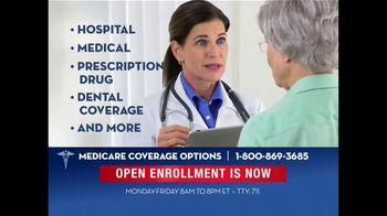 Medicare Coverage Helpline TV Spot, 'Extra Medicare Benefits: Fall Enrollment' - Thumbnail 8