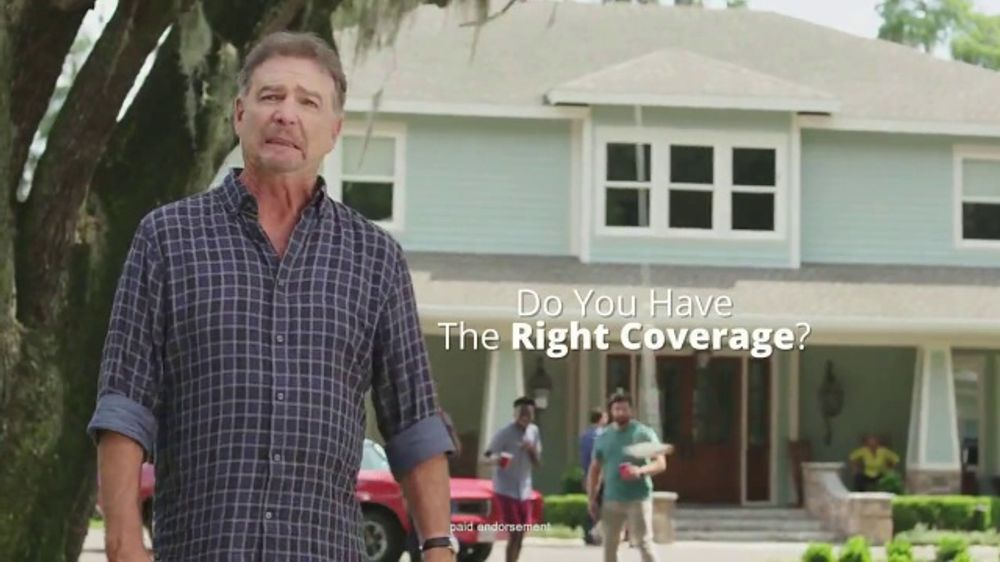 HealthMarkets Insurance Agency TV Commercial, 'Bill's Got You Covered' Featuring Bill Engvall