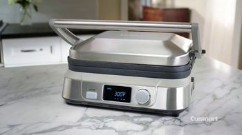 Cuisinart 5-in-1 Griddler TV Spot, 'Keep Everyone Happy' - Thumbnail 3