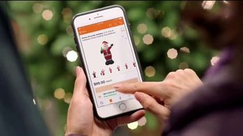The Home Depot TV Spot, 'Holidays: arretes de luces' [Spanish] - Thumbnail 5