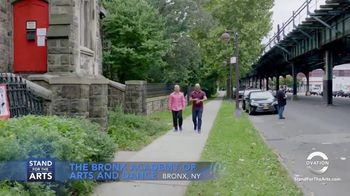 Stand for the Arts TV Spot, 'Bronx Academy of Arts and Dance'
