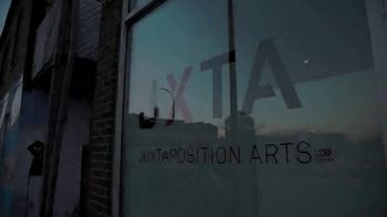 Stand for the Arts TV Spot, 'Juxtaposition Arts: Chango Cummings' - Thumbnail 1