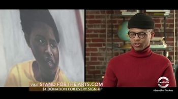 Stand for the Arts TV Spot, 'Juxtaposition Arts: Chango Cummings'