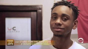 Stand for the Arts TV Spot, 'Juxtaposition Arts: Chango Cummings' - Thumbnail 6
