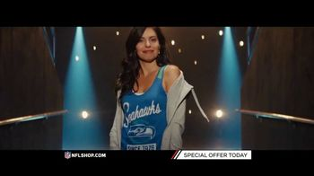 NFL Shop TV Spot, 'NFL Fans Gearing Up: Special Offer' - 7 commercial airings