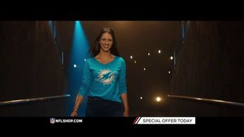 NFL Shop TV Spot, 'NFL Fans Gearing Up: Special Offer' - Thumbnail 1