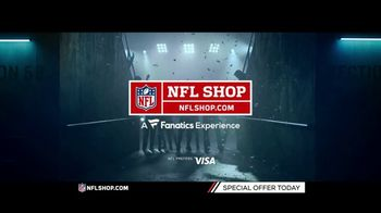 NFL Shop TV Spot, 'NFL Fans Gearing Up: Special Offer' - Thumbnail 10