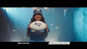 NFL Shop TV Spot, 'NFL Fans Gearing Up: Special Offer' - Thumbnail 4
