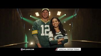 NFL Shop TV Spot, 'NFL Fans Gearing Up: Special Offer' - Thumbnail 6