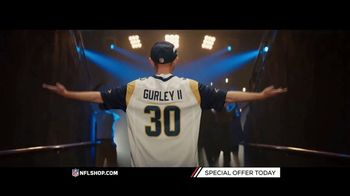 NFL Shop TV Spot, 'NFL Fans Gearing Up: Special Offer' - Thumbnail 7