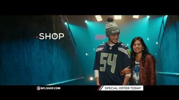 NFL Shop TV Spot, 'NFL Fans Gearing Up: Special Offer' - Thumbnail 8