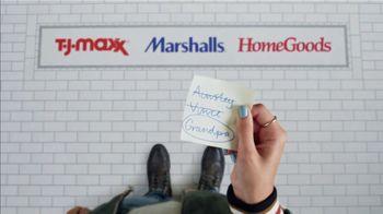 TJX Companies TV Spot, 'Holidays: Grandpa' - 410 commercial airings