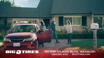 Big O Tires TV Spot, 'College Student: December'