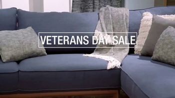 Macy's Veterans Day Sale TV Spot, 'Sectional and Storage Bed'