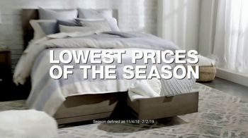 Macy's Veterans Day Sale TV Spot, 'Sectional and Storage Bed' - Thumbnail 4