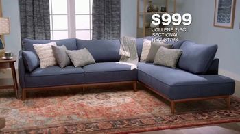 Macy's Veterans Day Sale TV Spot, 'Sectional and Storage Bed' - Thumbnail 5