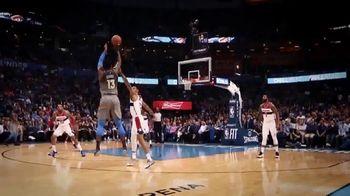 Bleacher Report Live TV Spot, 'NBA League Pass' Featuring Kawhi Leonard, Kyrie Irving, LeBron James, Paul George - Thumbnail 2