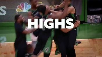 Bleacher Report Live TV Spot, 'NBA League Pass' Featuring Kawhi Leonard, Kyrie Irving, LeBron James, Paul George - Thumbnail 9
