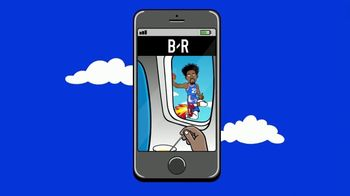 Bleacher Report App TV Spot, 'Embiid Blasts Into Orbit' - Thumbnail 7