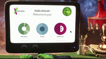 23andMe TV Spot, 'Discover the Grinch's DNA Story!' - Thumbnail 3