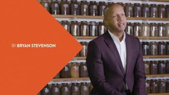 Erase the Hate TV Spot, 'Equal Justice Initiative' Featuring Bryan Stevenson