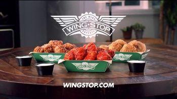 Wingstop TV Spot, 'The Playbook' - Thumbnail 10