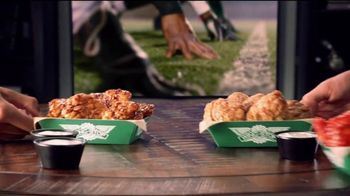 Wingstop TV Spot, 'The Playbook'