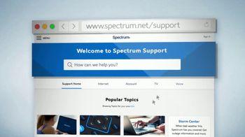 Spectrum.net TV Spot, 'Support' - Thumbnail 5